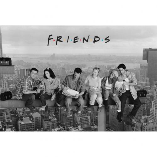Póster Friends