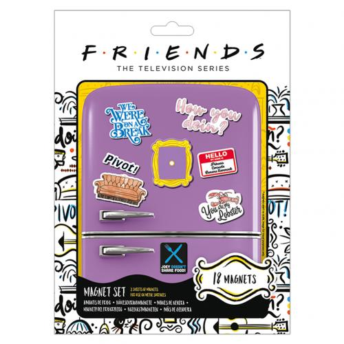 Imán Friends Set