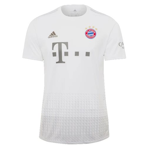 Camiseta Bayern de Munich 2019-2020 Away