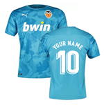 Camiseta Valencia 2019-2020 Third personalizable