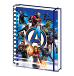 Cuaderno The Avengers 357216