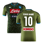 Camiseta 2018/2019 Nápoles 2019-2020 Away personalizable