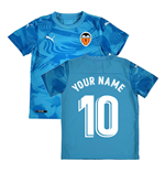 Camiseta 2018/2019 Valencia 2019-2020 Third personalizable