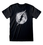 Camiseta The Flash Distressed Mono Logo
