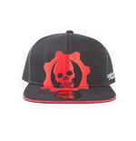 Gorra Snapback Gears of War