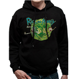 Sudadera Rick And Morty - Design: Black Portal