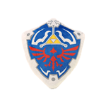 Legend of Zelda Peluche Hylian Shield 40 cm