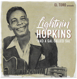 "Vinilo Lightnin' Hopkins - Had A Gal Called Sal Ep (7"")"