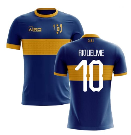 Camiseta Boca Juniors 2019-2020 Home