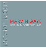 Vinilo Marvin Gaye - Live At Montreux 1980 (Lp+Cd)