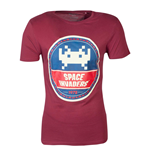 Camiseta Space Invaders de hombre