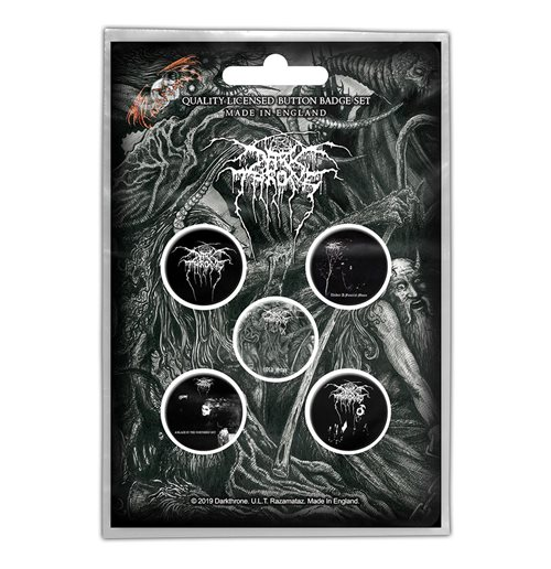 Chapita Darkthrone - Design: Old Star
