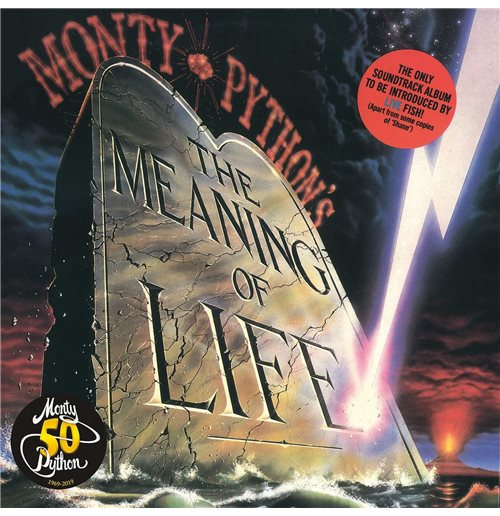 Vinilo Monty Python - The Meaning Of Life