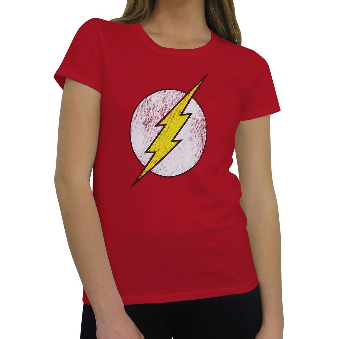 Camiseta The Flash de mujer