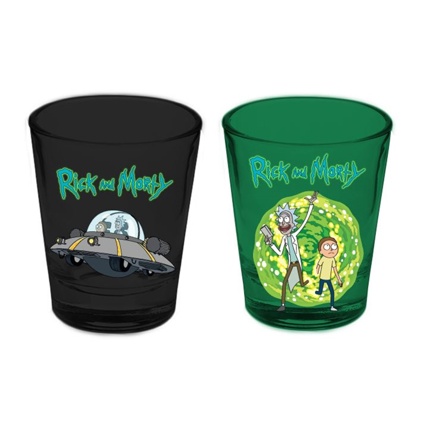 Vaso Rick and Morty