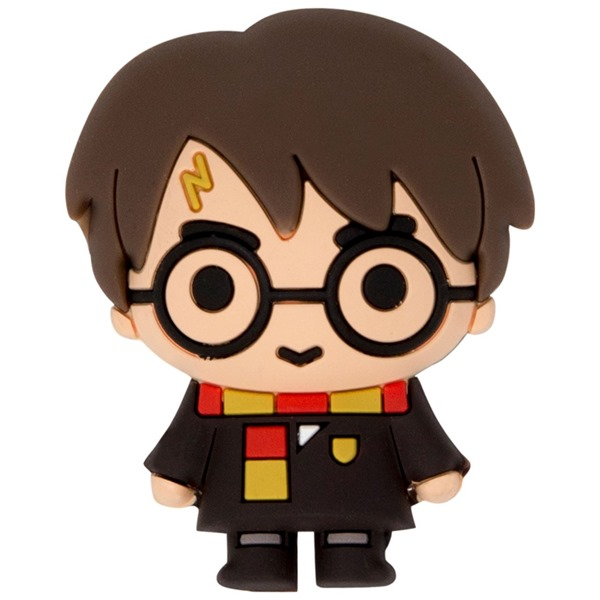 Imán Harry Potter