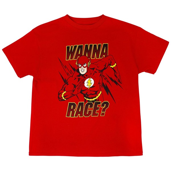 Camiseta The Flash unisex