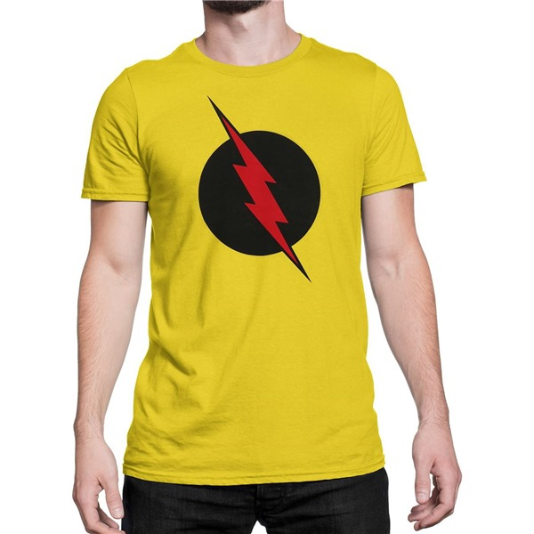 Camiseta The Flash de hombre