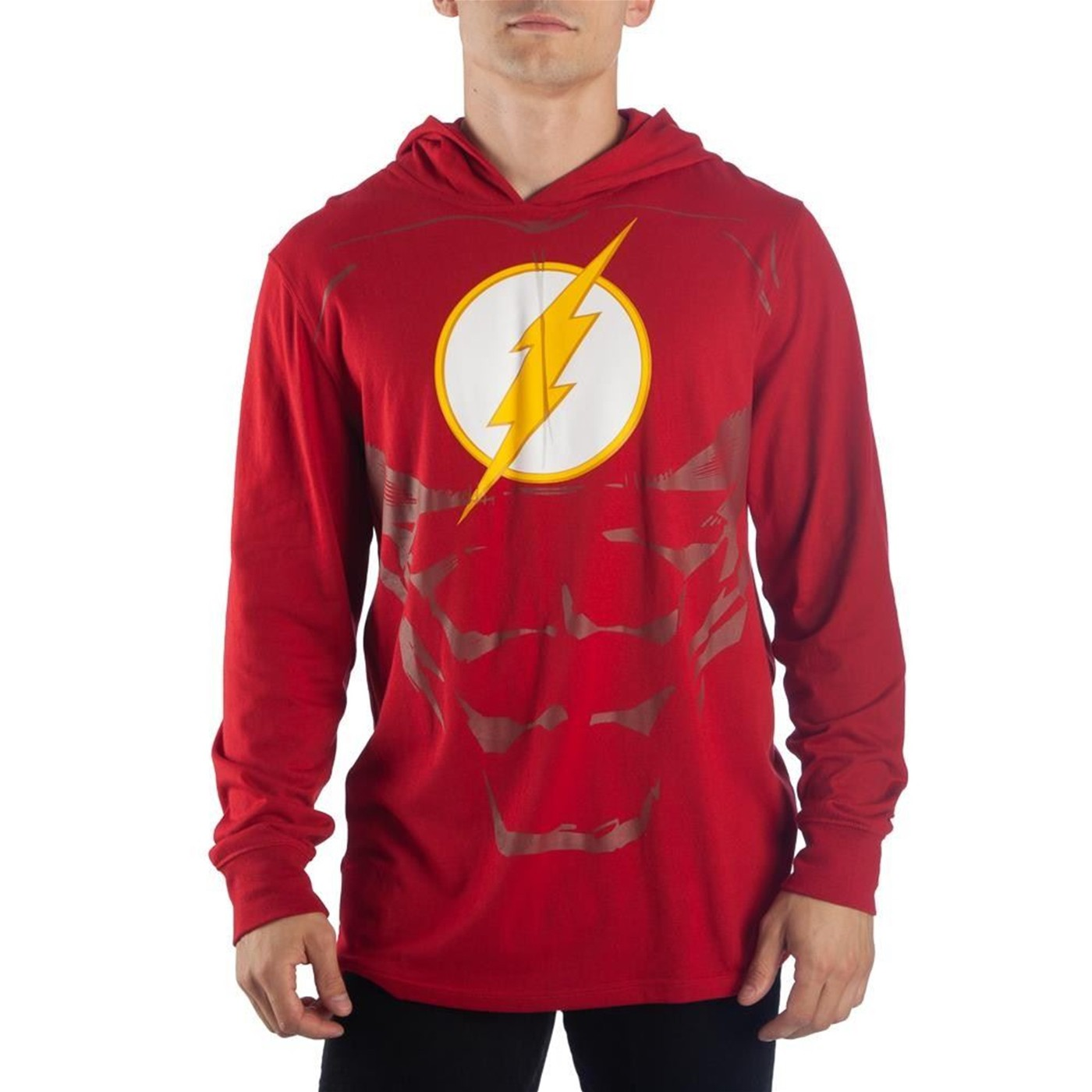 Disfraz The Flash de hombre