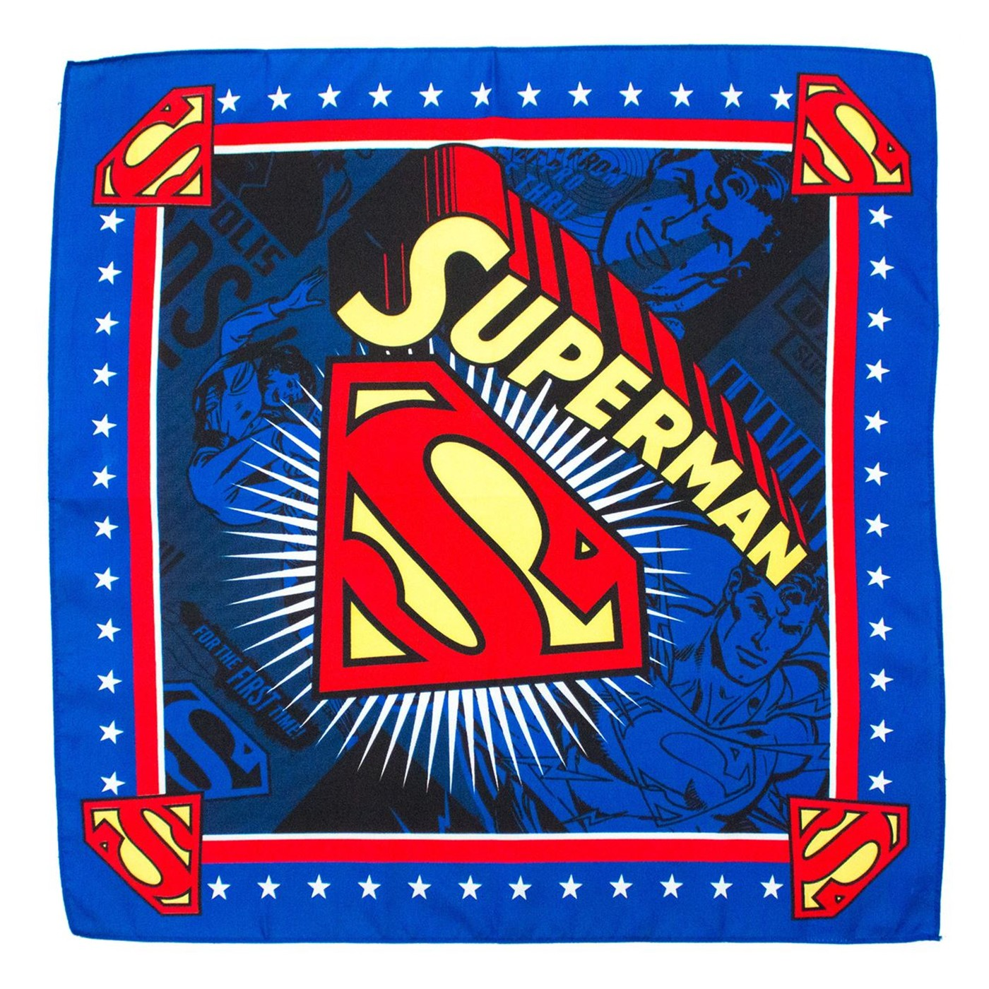 Bandana Superman