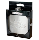 Five Finger Death Punch Petaca Logo