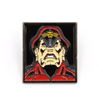 Street Fighter Pin M. Bison