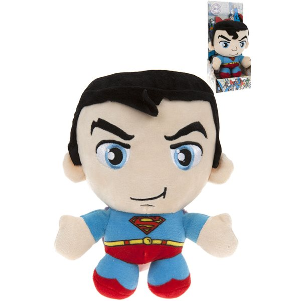 Peluches Dc Comics Superman Plush 20 Cm