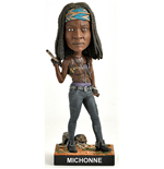 Headknocker The Walking Dead Michonne Bobblehead