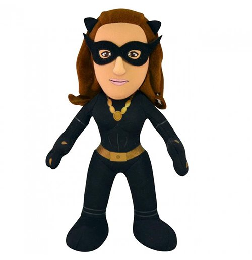 Peluches Batman 66 Catwoman 10INCH Plush
