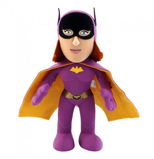 Peluches Batman 66 Batgirl 10INCH Plush