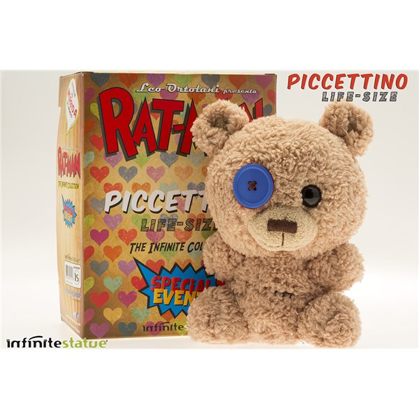 Peluches RAT-MAN Piccettino Life Size Plush Blue
