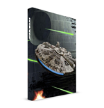 Cuaderno Sw Millenium Falcon Notebook LIGHT/SOUND