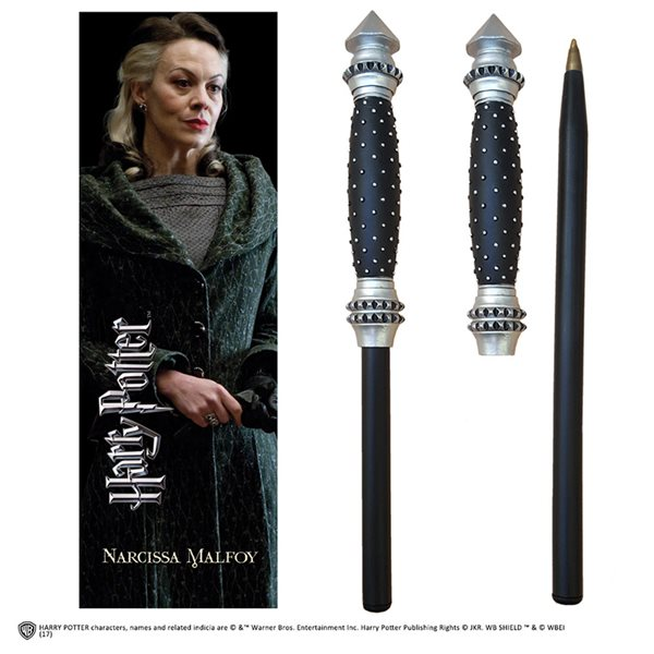 Bolígrafo Hp Narcissa Wand Pen And Bookmark