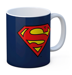 Taza Superman Logo Ceramic Mug