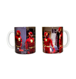 Taza Big Bang Theory Flash Costumes Mug