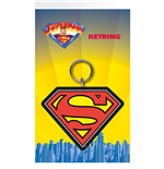 Llavero Superman Logo Key Holder