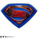Placa Superman Man Of Steel Wall Plaque