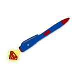 Bolígrafo Dc Universe Superman Pen With Light