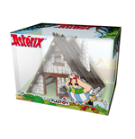 Maqueta Asterix House With Figure Box Set