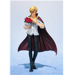 Figura One Piece Zero Sanji Whole Cake Island