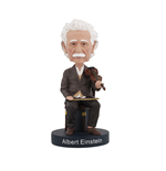 Headknocker Albert Einstein Violin Bobblehead
