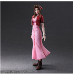 Muñeco De Acción FF7 Crisis Core Aerith Gainsborough
