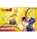 Kit De Modelo Figure Rise Super Saiyan Vegeta