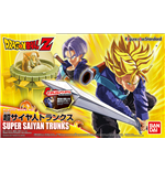 Kit De Modelo Figure Rise Super Saiyan Trunks