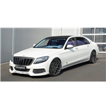 MAYBACH BRABUS 900 AUF BASIS MERCEDES BENZ MAYBACH S 600 WHITE 2016