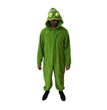 Pijama Rick and Morty  Ex Adult Onesie Pickle Rick Onesie.