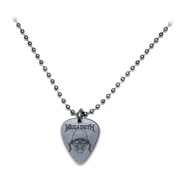 Colgante Megadeth VIC NECKLACE