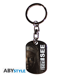 Llavero The Walking Dead 370097