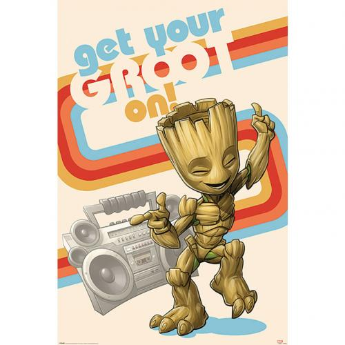 Póster Guardians of the Galaxy