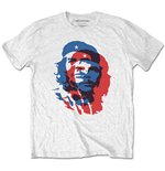 Camiseta Che Guevara unisex - Design: Blue and Red
